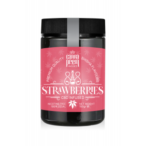 Cannaprem Shisha Straw Berries-150g