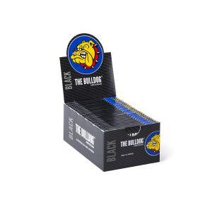 Buldog Χαρτάκια 1.1/4 Black