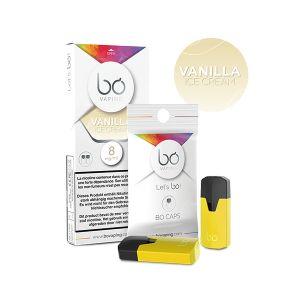 2x BO Caps Vanilla-8mg