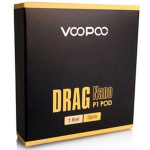 VOOPOO Drag Nano Pod 1,6ml 2pcs