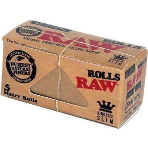 Raw Ρολό Στριφτού Raw Classic King Size 3m