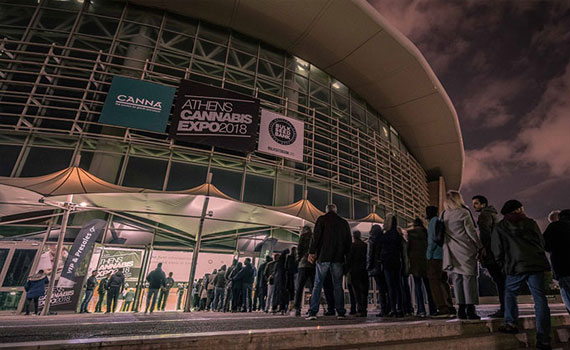 Η Παρουσια της Vapour2Smoke στην Athens Cannabis Expo 2018