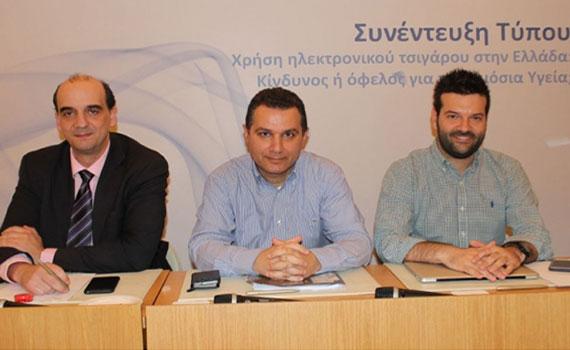 Ηλεκτρονικό τσιγάρο: Όφελος για τη Δημόσια Υγεία διαπιστώνει η πρώτη λεπτομερής καταγραφή χρήσης του στην Ελλάδα