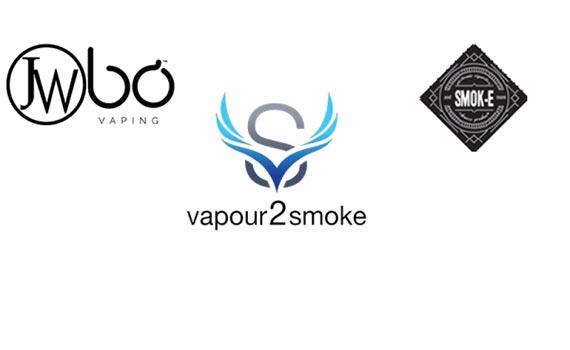 Συνεργασία JWELL – BΟ Vaping - Vapour2smoke - Smok-e