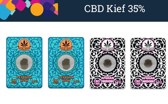 CBD Kief